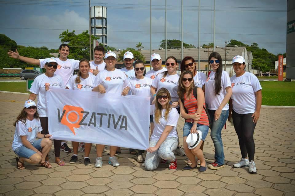 Projeto Voz Ativa. (Foto: Divulgação)