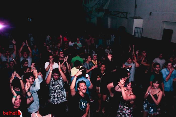 Belhell volta à ativa em Belém com festa na véspera do Cìrio. (Foto: Divulgação)