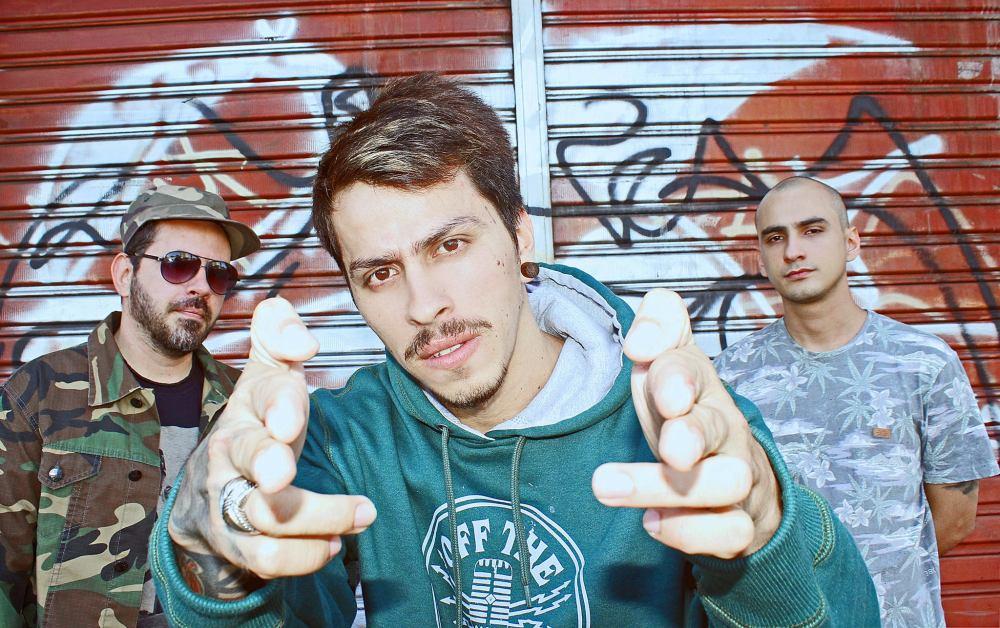 Cronistas de Rua lançam disco novo. (Foto: Alle Peixoto)