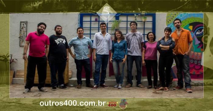 Parte da equipe do Portal Outros 400. (Foto: Divulgação/Outros 400)
