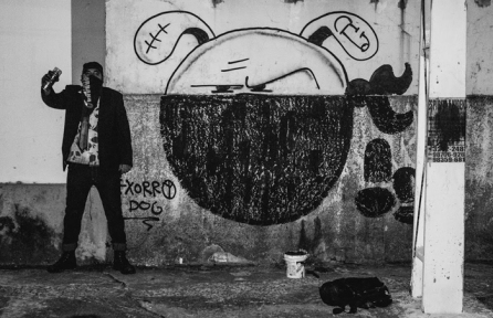 Pixação, frafite, arte e protesto nos muros de Belém. (Foto: Kleyton Silva)