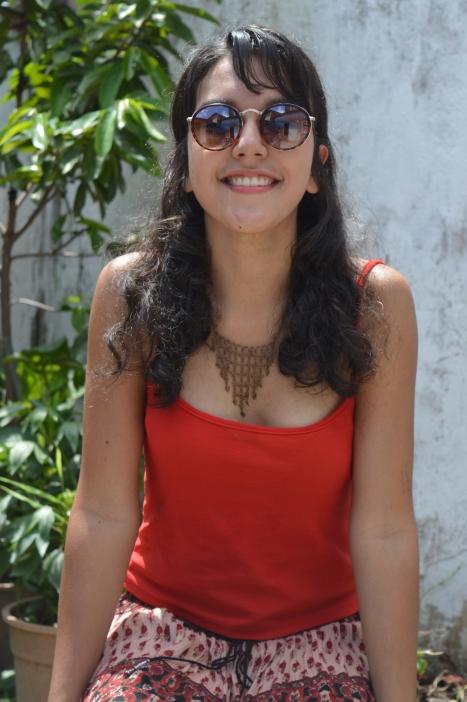 Thalia Sarmanho. (Foto: Gustavo Ferreira)