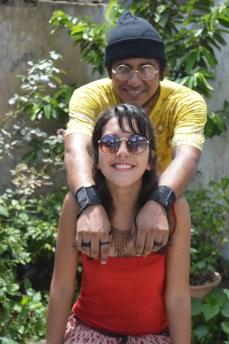 Son & Thalia. (Foto: Gustavo Ferreira)