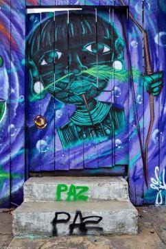 Graffiti Ed Paulo Cosp Tinta Crew no evento Matinta MICHEL ANGELO RAMOS NOVO