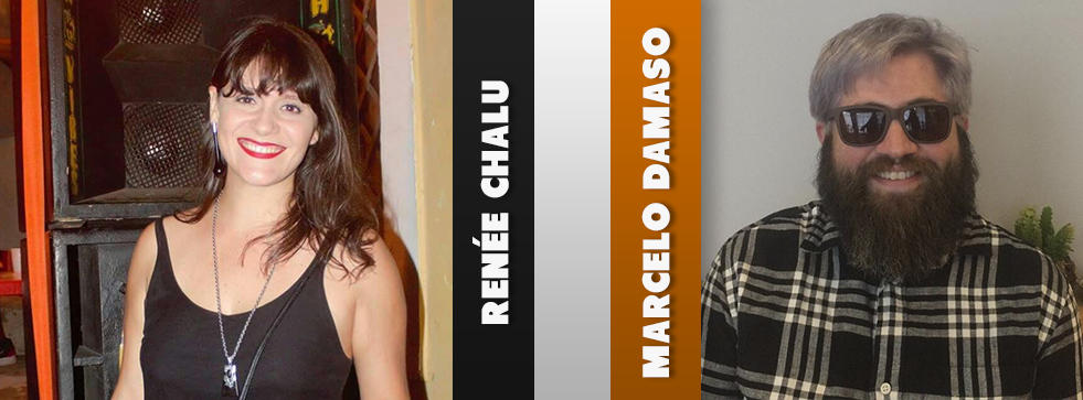 Banner Bio RENEE e MARCELO