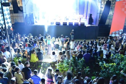 Festival Se Rasgum, em 2015 (Foto: Gustavo Ferreira)