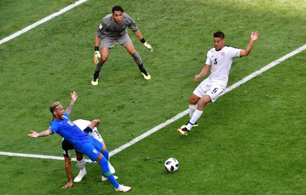 Ney Penalti GIUSEPPE CACACE AFP